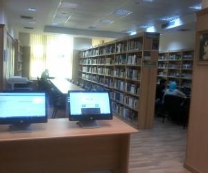 MSA University - Main Library