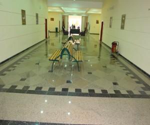 MSA University - The Corridors
