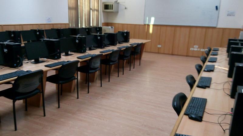 MSA updates lab servers and renews computers