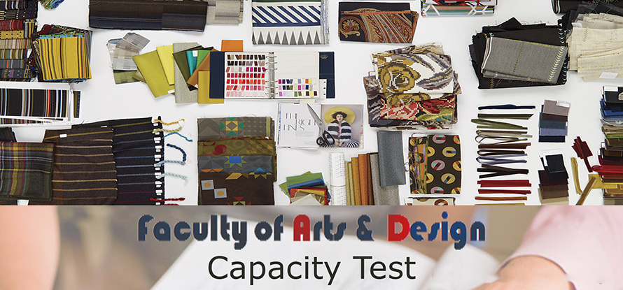MSA University - Arts & Design - Capacity Training & Test