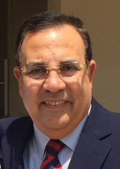 Dr. Salah Hamed - Dean of Faculty of Dentistry