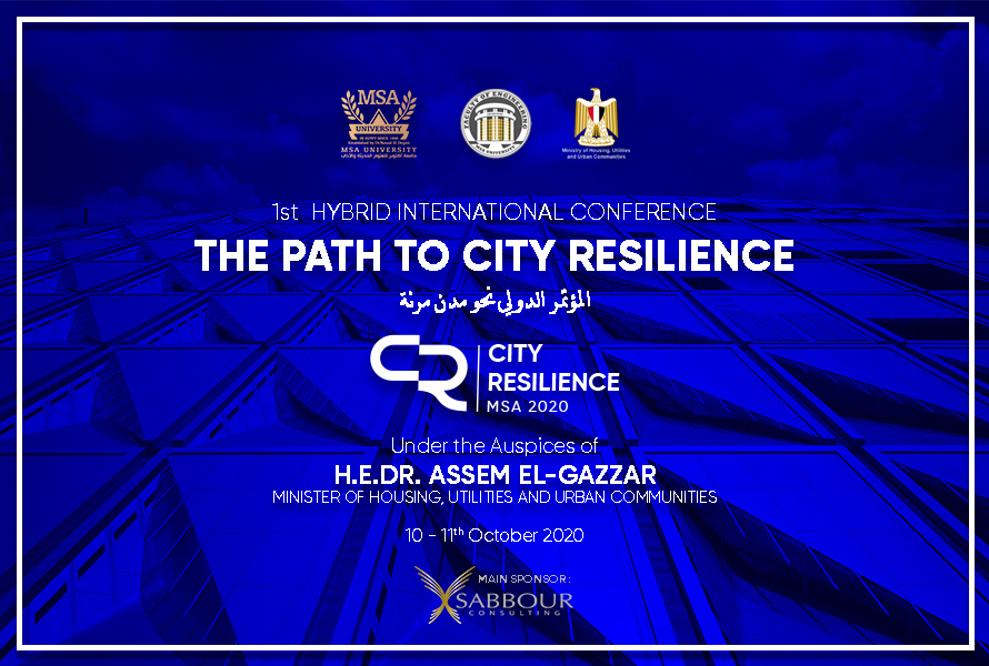 MSA University - Resilience International Conference