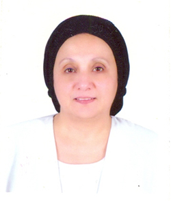 Prof. Dr. Nahed Sobhi - Dean, Faculty of Engineering
