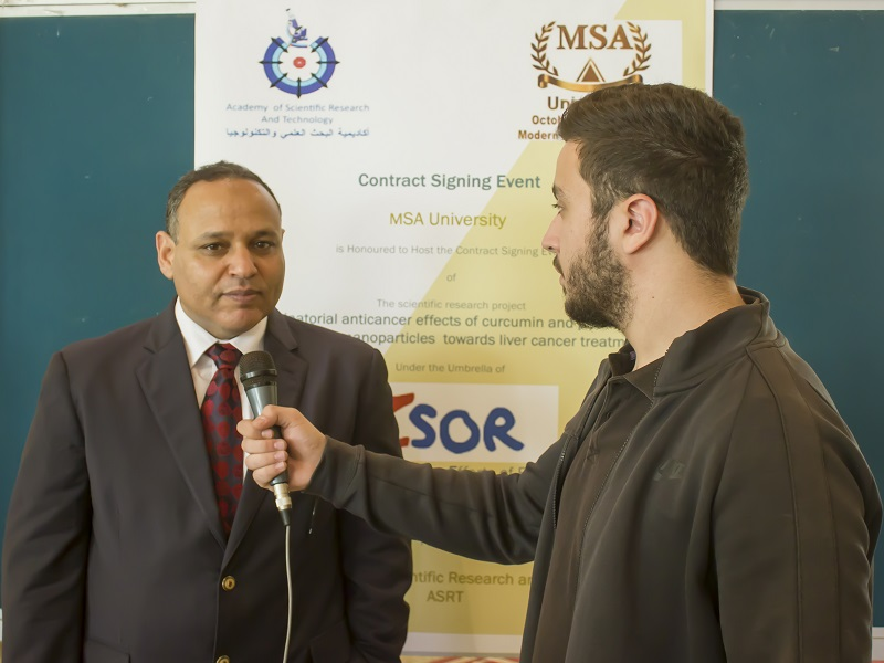 MSA Biotechnology receives 1 million EGP research fund to fight liver cancer