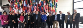 Faculty of Pharmacy students hosted by the international atomic energy agency (IAEA) - United Nations (UN)