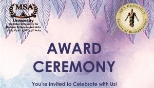 Biotechnology Award Ceremony - 2018