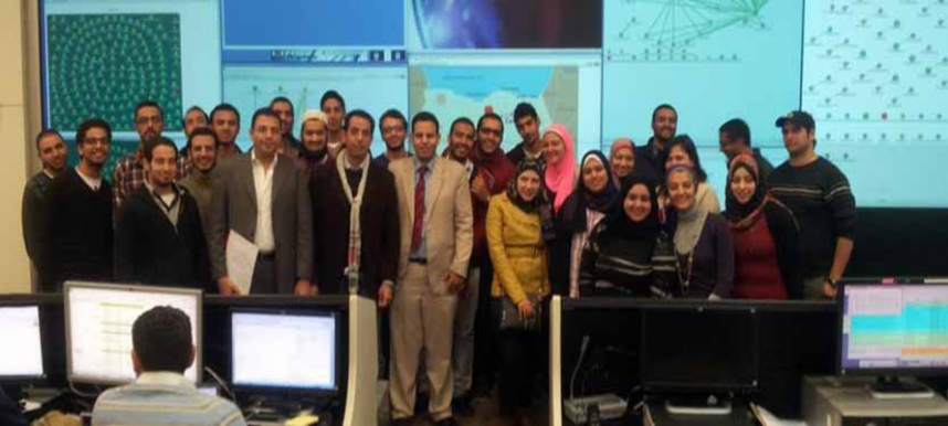 An Array of Egyptian Universities Convened in Ein Shams University