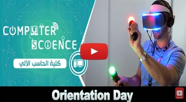 Faculty Of Computer Science Orientation Day 2017