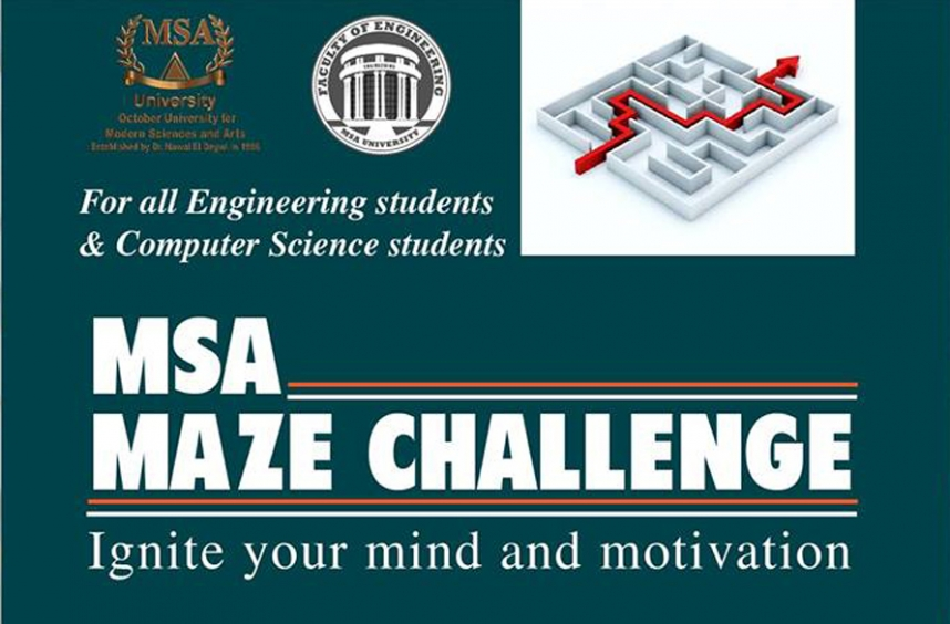 MSA Maze Challenge - Ignite your mind & motivation