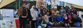 "MSA Organizes ""Happy Foundation Day"" for Eng90 Students"