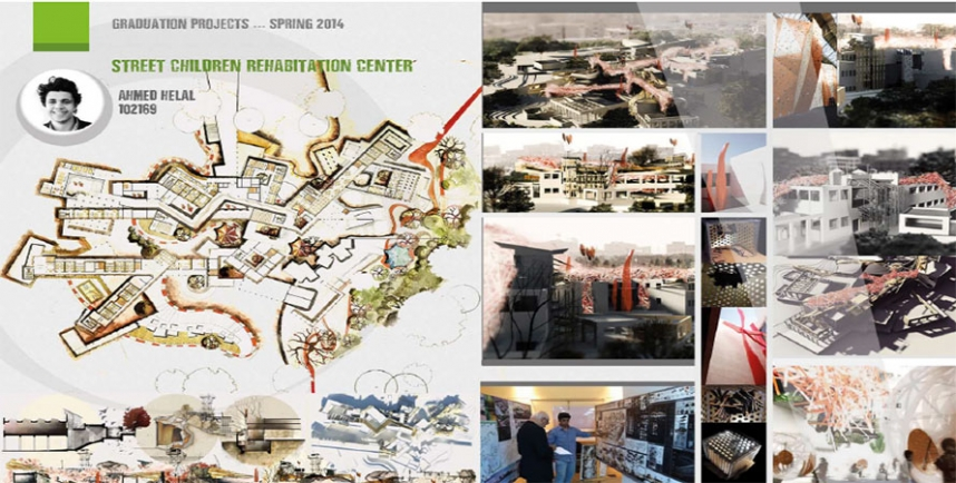 Outstanding Graduation Projects 2014