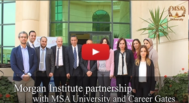 Morgan Institute Partnership with MSA University and Career Gates