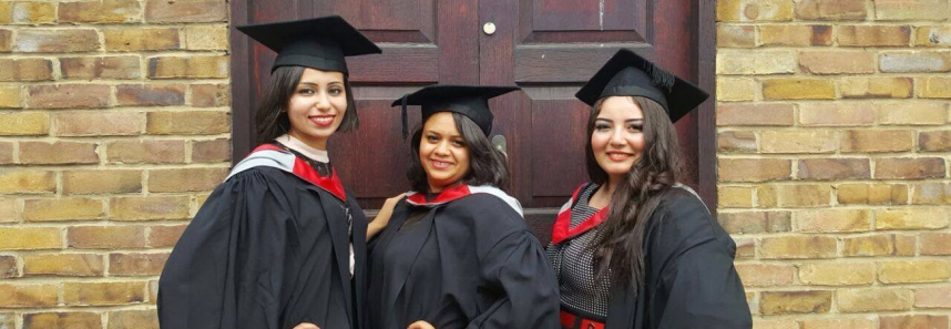 MSA graduates will attend their ceremony in the UK