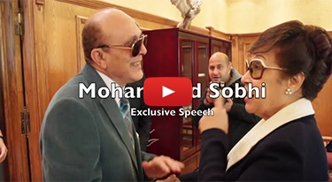 Mohammed Sobhi Exclusive Speech