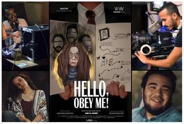 """Hello, Obey Me"" Movie"