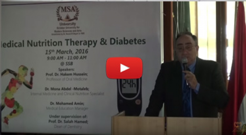 Awareness Seminar for Diabetics