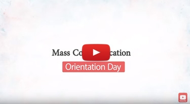 Faculty Of MCOM Orientation Day 2017