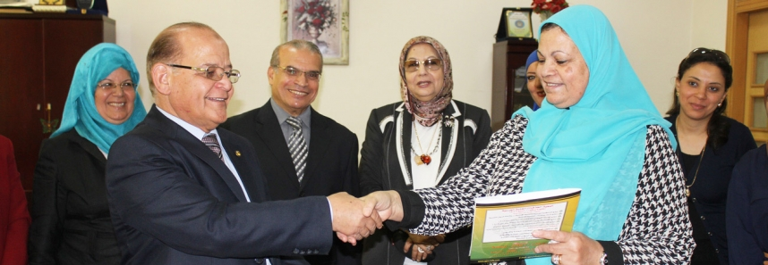 The International Society of Public Relations Signs a Protocol with  Faculty of MassCom