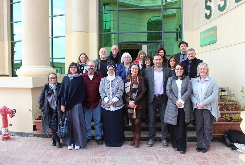 MSA university receives an esteemed Uk delegations