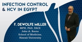 Infection Control & HCV in Egypt