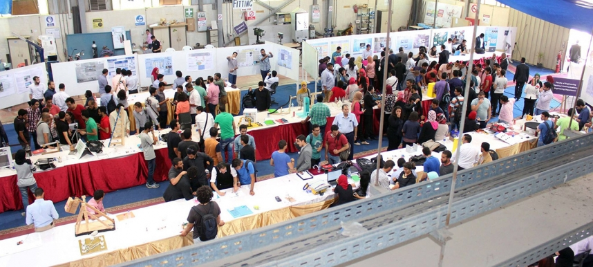 An Exquisite Annual Engineering Exhibition at MSA 2015