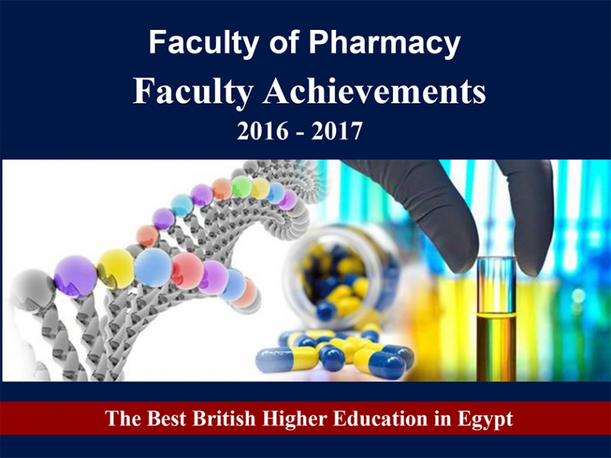 Pharmacy Achievement Book 2016-2017
