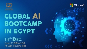 Global AI Bootcamp in Egypt: Let us AI together