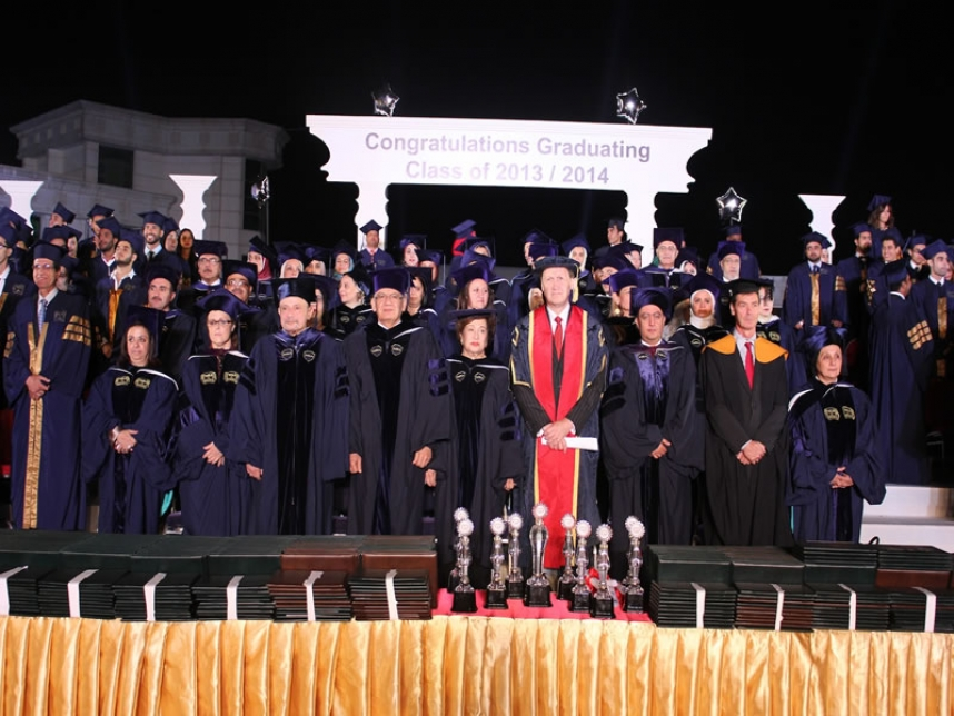 Graduation Ceremony 2013-2014
