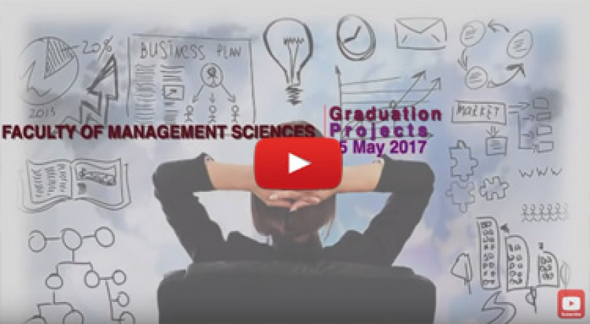MSA Faculty of Management Sciences - Graduation Projects