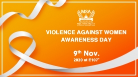 Violence Against Women Awareness Day
