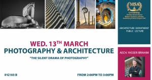 Photography & Architecture Session