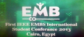 Two MSAian Engineering Students have successfully achieved the sixth position in IEEE EMBS International Student Conference 2013