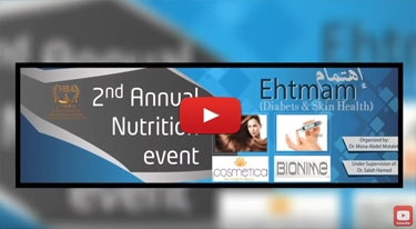 2nd Annual Nutrition event