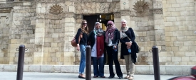 Touristic Visit to Old Cairo