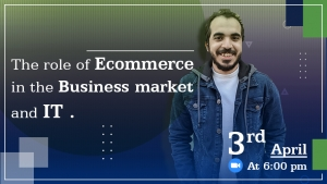 Role of E-commerce in the Business market & IT