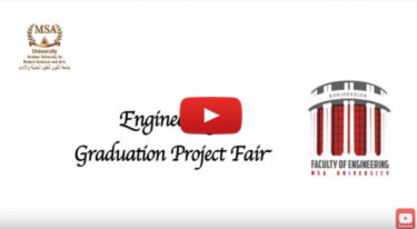Engineering graduation project fair