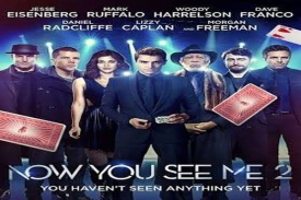 Now you see me 2 movie screening at SSB!