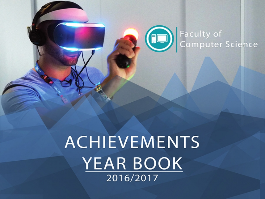 Computer Science Achievement Book 2016-2017