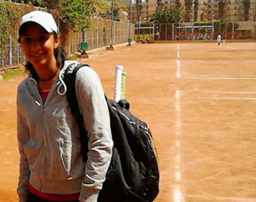 Egyptian universities championship - Tennis