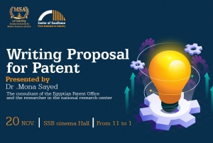 Writing Proposal For Patent