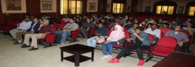 DELL- EMC Workshop was held by Faculty of Engineering (ESE Department)