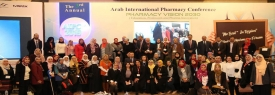 The 3rd International Conference of Arab Pharmacists