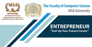 "Entrepreneur ""Suit up Your Future Career"""