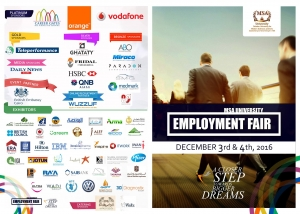 MSA Employment Fair 2016