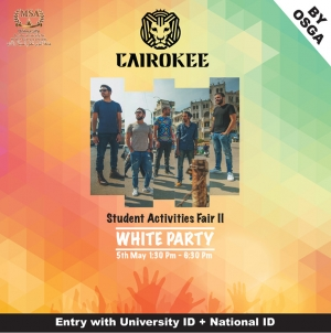 MSA student activities fair II & musical concert